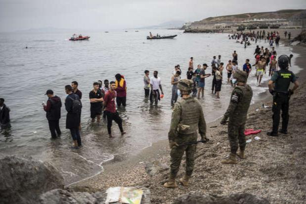 Crise migratória na Espanha